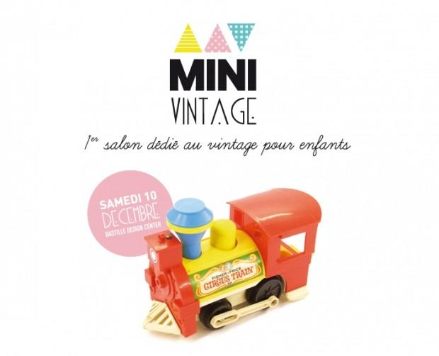 613 grammes 1er salon vintage pour enfants for Salon pour enfants