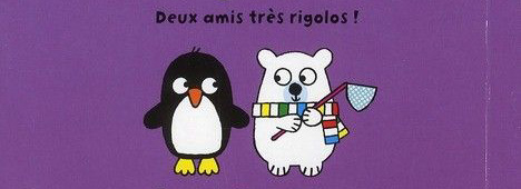 Amis Ping et Polo