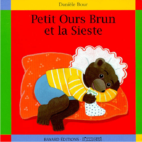 613 grammes petit ours brun - Petit ours brun a l ecole ...