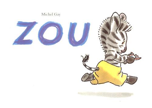 ZOU est un petit zèbre, très attachant.