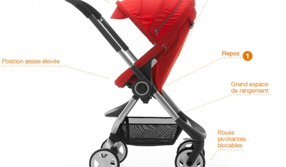 Stokke Scoot2