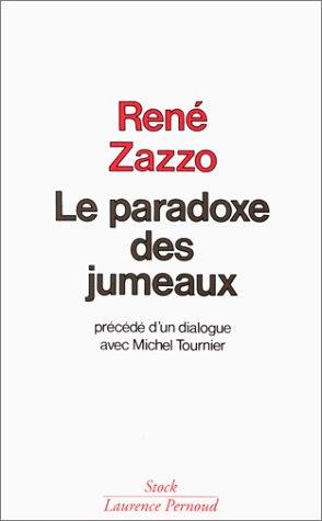 Le paradoxe des jumeaux_ René Zazzo